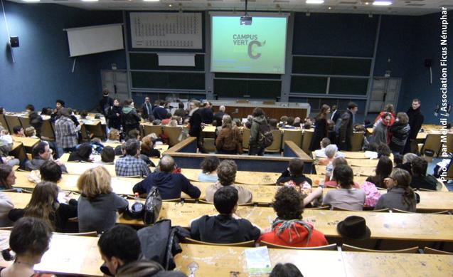 semaine de l environnement 2009 campus vert strasbourg. Black Bedroom Furniture Sets. Home Design Ideas